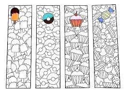 Bookmark Coloring Pages Bookmark Coloring Pages Bikeandtravel Co