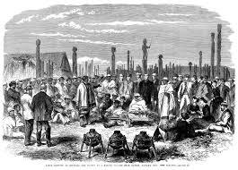 Image result for europeans settling in new zealand olden days