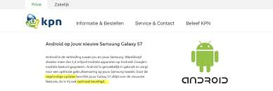Schade aan je mobiele toestel: reparatie KPN