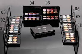mac 8 color eyeshadow brush 10 mac professional makeup kits mac wedding makeup world wide renown