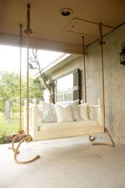 Porch Swing Bed Best 20 Porch Bed Ideas On Pinterest Hanging Porch Bed Swing