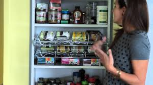 Kitchen Closet Pantry Organize Your Pantry Closet Tour And Home Management Tips Youtube