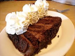 cheesecake so we ordered the chocolate truffle cake dscn1163 jpg