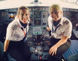 Harriett & Joanna Riggs 2015 - Pilot Career News : Pilot Career News