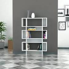 White modern bookshelf Room Dividers Modern White Bookshelf Modern White Bookcase Polygon Bookcase Bookcase White Contemporary Bookshelf Modern Designer Bookcases Room Dividers Modern White Ana Barrycloydcom Modern White Bookshelf Modern White Bookcase Polygon Bookcase