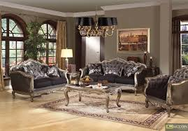 Traditional Living Room Set Modern Contempo French Rococo Luxury Sofa Traditional Living