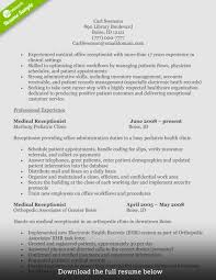 Emr Resume Sample Attractive Gallery Of Emr Trainer Jobs How To ...