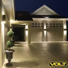 volt up down deck light antique bronze low voltage landscape lighting compact sconce