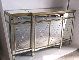 mirrored buffet table. Mirrored Buffet Table Pottery Barn Console O