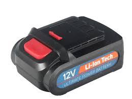 <b>Аккумулятор EDGE</b> PB-BR-Li 12V 2.0Ah для шуруповертов ...