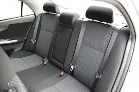 car interior cleaning and fabric protection