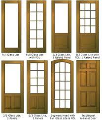 glass door panels for exterior door french door wall large size of styles sliding 3 panel