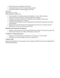 Recommendation Letter For Office Assistant Medical Office Assistant Resume Resume Badak