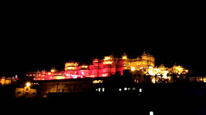 City Palace Light Show In Jaipur Superb Video Of Light Sound Show At City Palace 2013 Udaipurblog Com