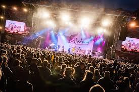 Sunshine Music Festival Seating Chart 2 3 4 August 2019 Prishtina Kosovo Sunny Hill Festival