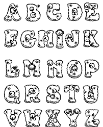 Coloring Pages Free Printable Abc Coloring Pages All Alphabet