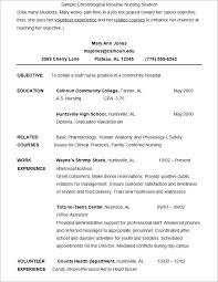 Student Resume Template Microsoft Word Beauteous Resume Format Resume Formats Word Resume Format