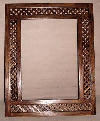 Mirror Wooden Frame Designs Wooden Mirror Frames Manufacturers Suppliers &  Exporters In India