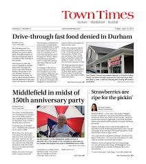 20160610towntimes by Town Times Newspaper - issuu