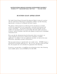 Loan Application Letter To Company New Sample Business Letter The