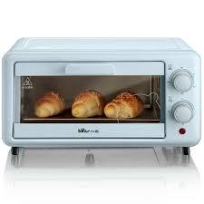 Con DKX D11K3 Lò Nướng Điện Đa Năng Tại Nhà Mini Nhỏ Lò Nướng Bánh 11 Lít  Máy Làm Bánh.|Lò