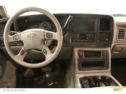 2006 Chevrolet Suburban LTZ 1500 4x4 Gray/Dark Charcoal Dashboard ...