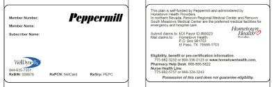 Nevada food handler card offers a fast and affordable online certification course to get your nevada health card. Hometown Health Peppermill Northern Nevada Member Resources Hometown Health