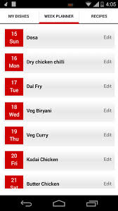Meal Planner Pro 1 1 Apk Download Android Lifestyle Apps