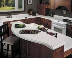 solid surface kitchen countertops polyester vs acrylic solid surface counters