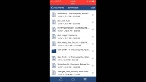 How To Download Albums And Mixtapes Using Total Downloader Iphone