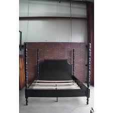 Drexel Heritage King 4 Post Bed | Chairish