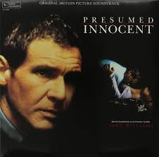 Presumed Innocent Film Amazing Film Music Site Presumed Innocent Soundtrack John Williams