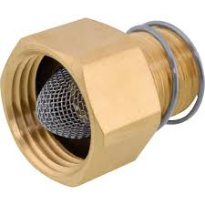 general pump brass pressure washer garden hose adapter 200 psi 1 2in