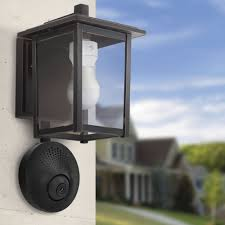 Wifi Outdoor Lights The Light Socket Powered Wifi Security Camera Security