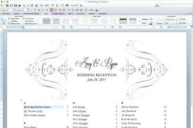 Table Seating Plan Template Free Download Printable Wedding