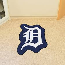 medium size of detroit tigers mascot mat mainimage fullsize floor mats now there s fan cut