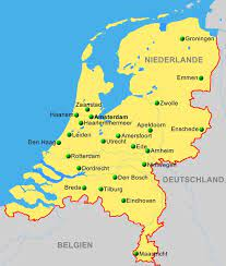 In indonesian (a former colony) the country is called belanda, a name. Niederlande Reiseservice Vogt