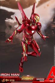 A collection of the top 43 infinity war wallpapers and backgrounds available for download for free. Iron Man Infinity War Hot Toys Diecast Movie Masterpieces Series 1 6 Scale Figure Timewalker Toys