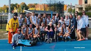 Dukas and Ida Bishop share special bond: Eighty years later, former field  hockey player returns for the first time to watch a Wilmington game |  Sports | homenewshere.com