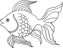 coloring pages free rainbow fish coloring pages page template 2 colouring