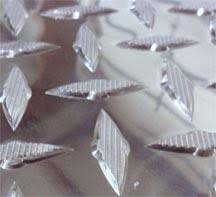 1 8 aluminum sheet metalsdepot embossed textured aluminum sheet