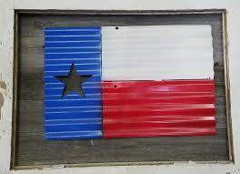 painted corrugated metal texas flag 3 jpg