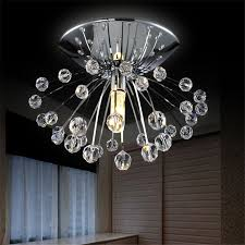 modern crystal chandelier hot design modern crystal chandelier light fixture dia10h7cm mini re cristal led