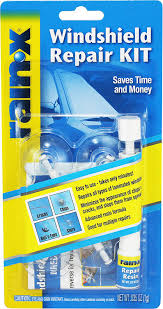 rain x windshield repair kit saves time and money by repairing s and s quickly and easily 600001