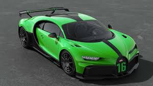 It is comprised of many wonderful photos of the many models offered by the iconic luxury car brand of bugatti, especially the chiron. This Bugatti Chiron Pur Sport Makes Us Green With Envy