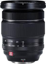 <b>Объектив Fujifilm XF 16-55mm</b> f/2.8 R LM WR черный купить в ...