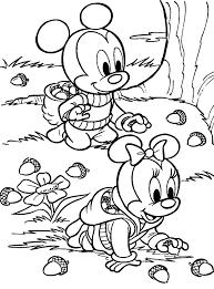 Baby Disney Da Colorare Az Colorare