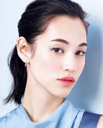 glowing skin asian beauty
