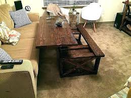 full size of diy country coffee table homemade rustic tables wood base and end pallet kitchen
