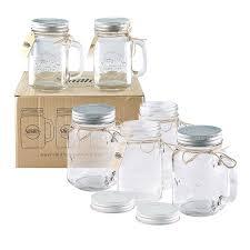 Cheap canning jars Pint Smiths Mason Jars Smiths Mason Jars 16 Oz Mason Jar Mugs With Lids